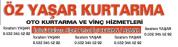 Ceyhan Öz Yaşar Oto Kurtarma