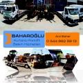 Baharoğlu Ticaret Kurtarıcı – Forklift Kiralama ve Bakım Hizmetleri