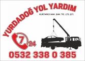 Adana yol yardım  kurtarıcı & çekici hizmetleri YURDADOĞ Nak.İnş.San.Tic.Ltd.Şti.