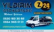 Yıldırım Oto Kurtarıcı Seyrantepe İstanbul