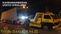 Kahramanmaraş Maraş Dulkadiroğlu Yücel Çekici Oto Kurtarma Kurtarıcı Yol Yardım